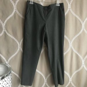 Vince Camuto Women's Gray Dress Pants Sz 8